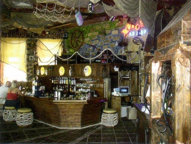 Restaurant Khutorok La Mer Yalta