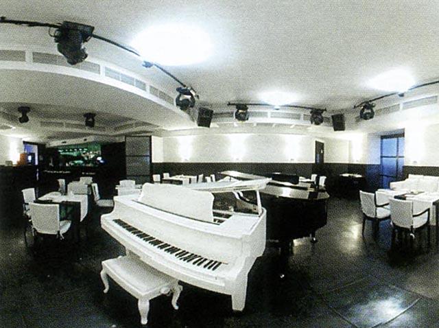 Restaurant Aqurelle Kiev