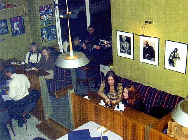 Buffalo 99 restaurant Odessa