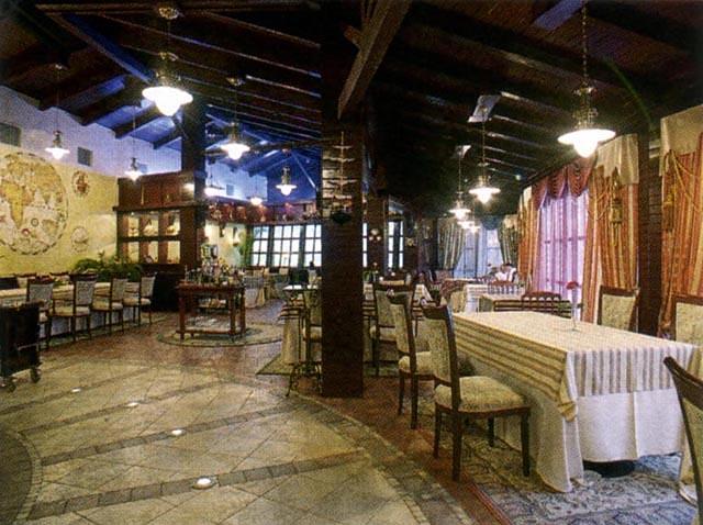 Restaurant Bartolomeo Dnepropetrovsk