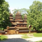 The Museum of folk Architecture and Rural Life